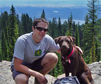 Tyler Stewart of National Parks Realty of Whitefish